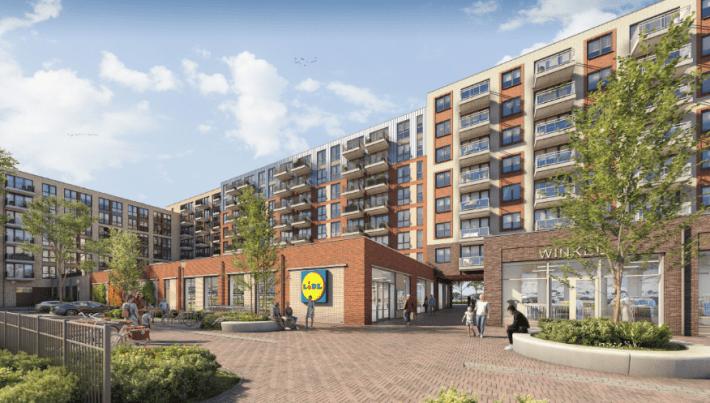 62 Appartementen Spoorzone te Rijswijk
